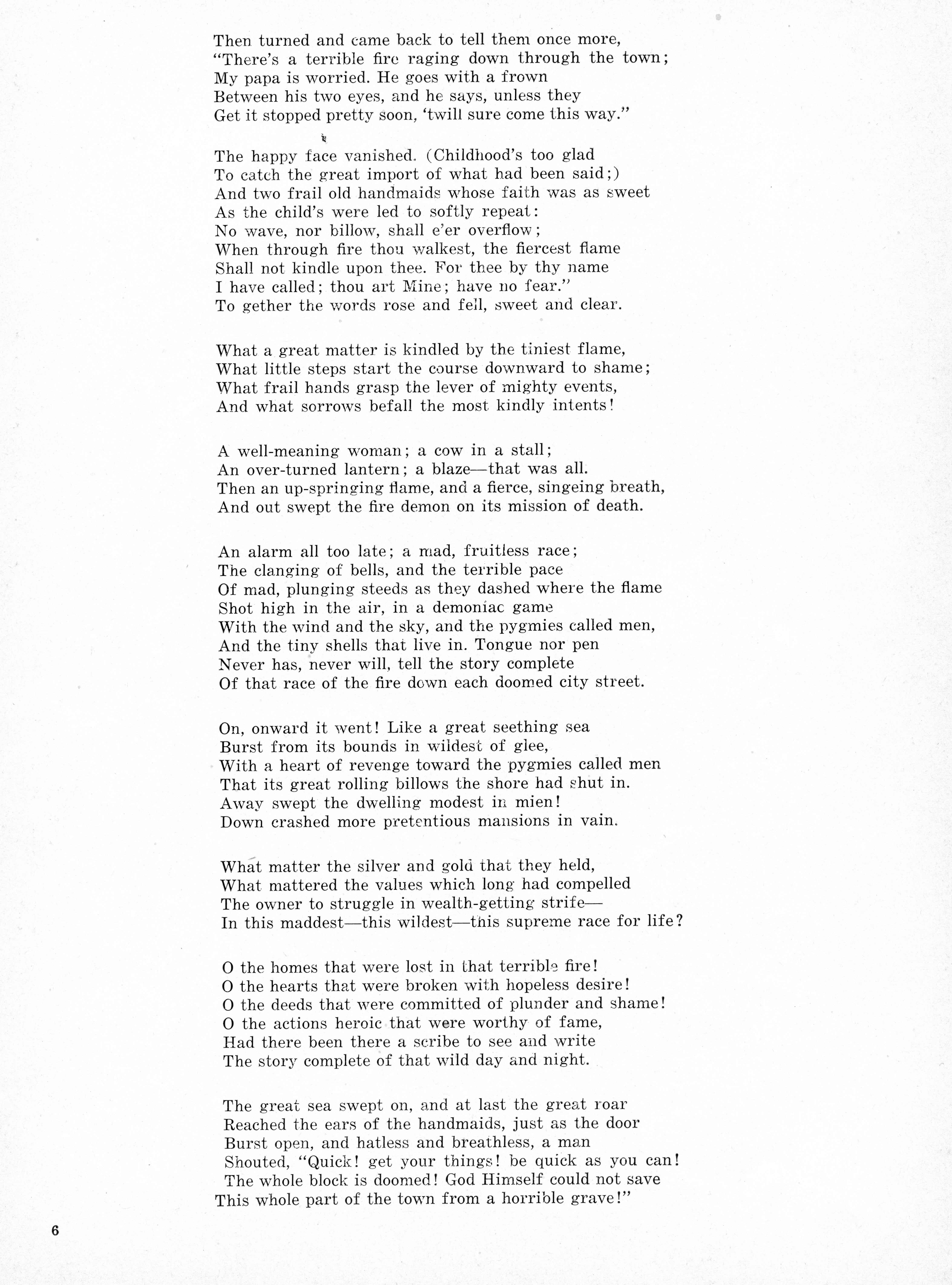 Bread of Life - October, 1962